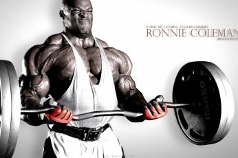 Wallpaper Ronnie Coleman, Bodybuilding, Men, Sport