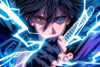Wallpaper Sasuke Uchiha, Uchiha Sasuke, Rinnegan, Eternal