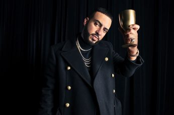 Wallpaper Singers, French Montana