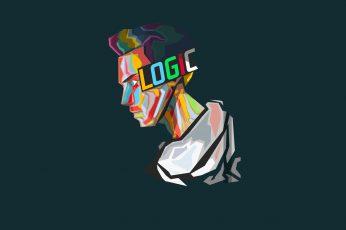 Wallpaper Singers, Logic, Logic Singer
