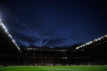 Wallpaper Soccer Stadium, Football, Manchester United