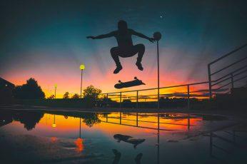 Wallpaper Sports, Skateboarding