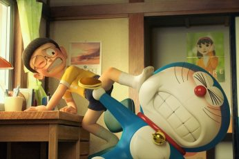 Wallpaper Stand By Me Doraemon Movie Hd Widescreen