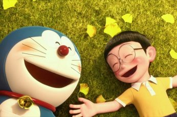 Wallpaper Stand By Me Doraemon Movie Hd