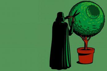 Wallpaper Star Wars Darth Vader Funny Alternative Art Come