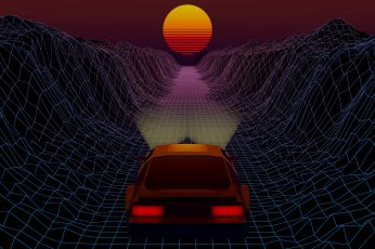Wallpaper The Sun, Auto, Music, Machine, Star, Background