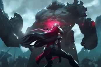 Wallpaper Video Game, League Of Legends, Creature