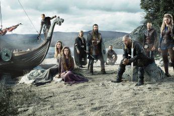 Wallpaper Vikings Movie, Vikings Tv Series, Ragnar