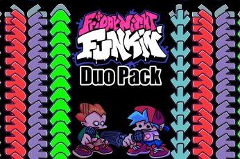 Friday Night Funkin Wallpaper 4K Pc