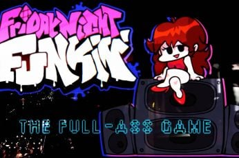Friday Night Funkin Hd Wallpaper, The Full Ass Game