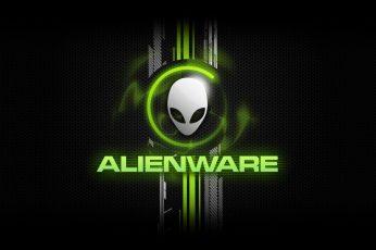 Wallpaper Alienware, Computer