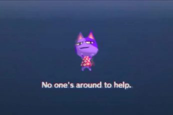 Wallpaper Animal Crossing Vaporwave Sad Lofi Polka Dot