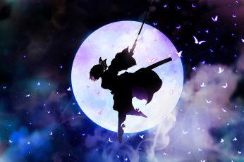 Wallpaper Anime, Demon Slayer Kimetsu No Yaiba, Shinobu