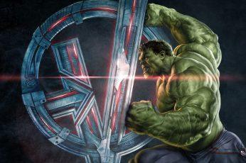Wallpaper Avengers The Hulk, The Avengers, Avengers Age Of Ultron