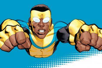 HD Wallpaper Comics, Invincible