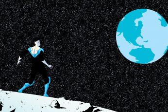 Wallpaper HD Comics, Invincible