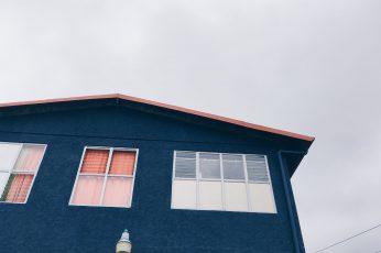 Wallpaper Costa Rica Grecia Orange Windows Building