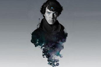 Wallpaper Doctor Strange, Sherlock, Sherlock Holmes