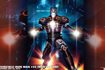 Wallpaper Invincible Iron Man