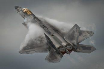Wallpaper Lockheed Martin, F 22 Raptor, Military
