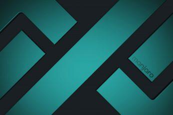 Wallpaper Manjaro, Linux