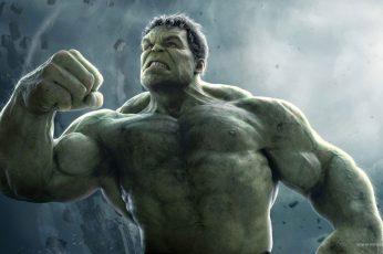 Wallpaper Marvel Incredible Hulk, Avengers Age Of Ultron