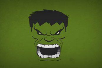 Wallpaper Marvel The Incredible Hulk, Comics