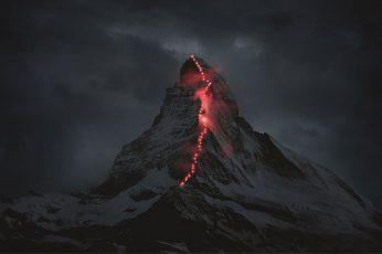 Wallpaper Mount Everest, Nature, Landscape, Mountains