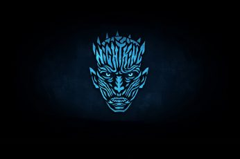 Wallpaper Tv Show Game Of Thrones Minimalist Night King