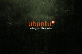 Wallpaper Ubuntu Logo, Linux, Gnu, Text, Communication
