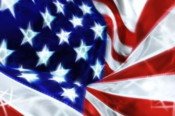 Wallpaper United States Independence Day, Usa Flag