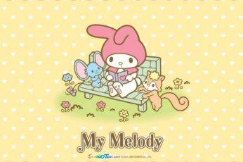 My melody wallpaper ipad