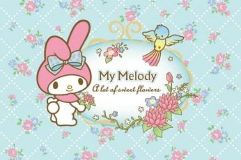 My melody aesthetic wallpaper