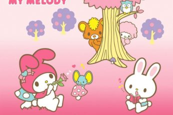 My melody wallpaper for laptop