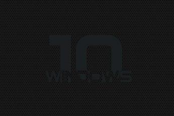 Wallpaper 10 Windows Logo, Windows 10, Microsoft Windows