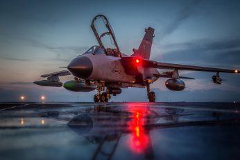 Wallpaper Airplane, Aircraft, Aviation, Reflection, Military
