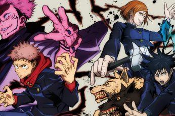 Wallpaper Anime, Anime Boys, Jujutsu Kaisen, Yuji Itadori