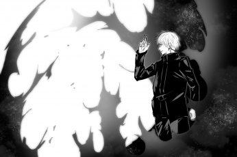 Wallpaper Anime, Jujutsu Kaisen, Satoru Gojo