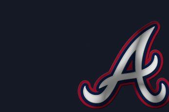 Wallpaper Atlanta, Baseball, Braves, Mlb