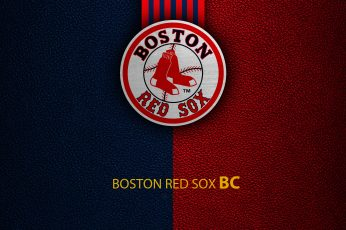 Wallpaper Baseball, Boston Red Sox, Logo, Mlb