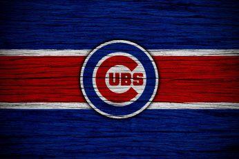 Wallpaper Baseball, Chicago Cubs, Logo, Mlb