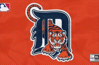 Wallpaper Baseball, Detroit, Mlb, Tigers