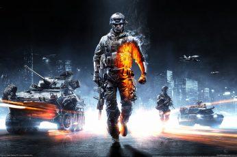 Wallpaper Battlefield 3, Video Games