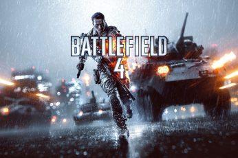 Battlefield 4 Wallpaper, Video Games