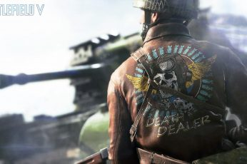 Wallpaper Battlefield, Battlefield 5, Video Games, Dice