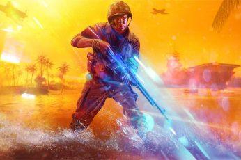 Wallpaper Battlefield, Electronic Arts, Dice, Battlefield