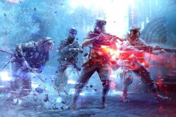 Wallpaper Battlefield, Electronic Arts, Dice, Battlefield HD