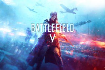 Wallpaper Battlefield V, Battlefield 5, Video Games