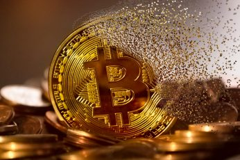 Wallpaper Blockchain Bitcoin Cryptocurrency, Technology