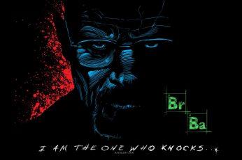 Wallpaper Bryan Cranston As Walter White From Breaking Bad